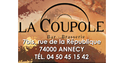 logo du Bar Restaurant La Coupole